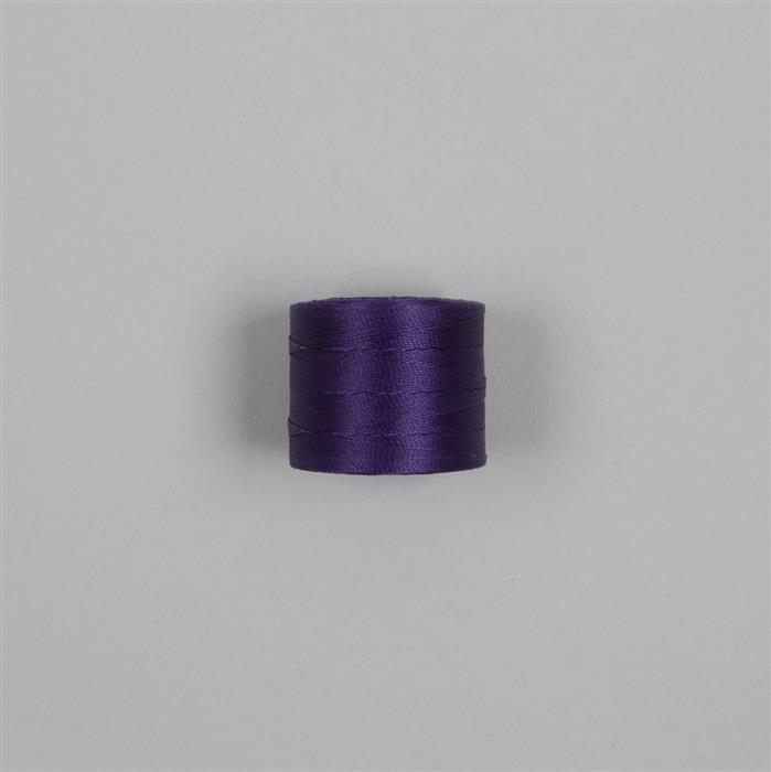 260m Plum Nylon Cord Approx 0.3mm