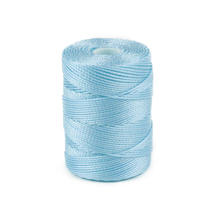 70m Sky Blue S-Lon Cord Approx 0.4mm