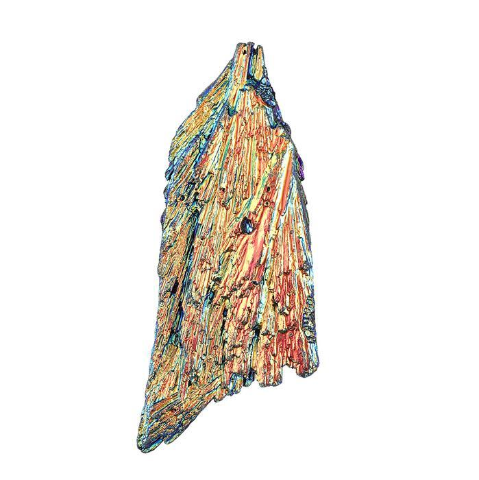 95cts Coated Kyanite Multi Shape Assortment.