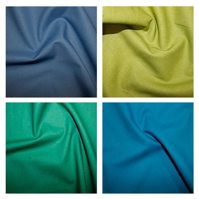 Tropical Ocean Fabric Bundle (2m)