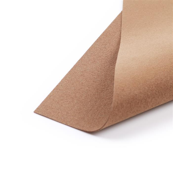 Ceramic Grey Ultrasuede Foundation Sheet 8.5
