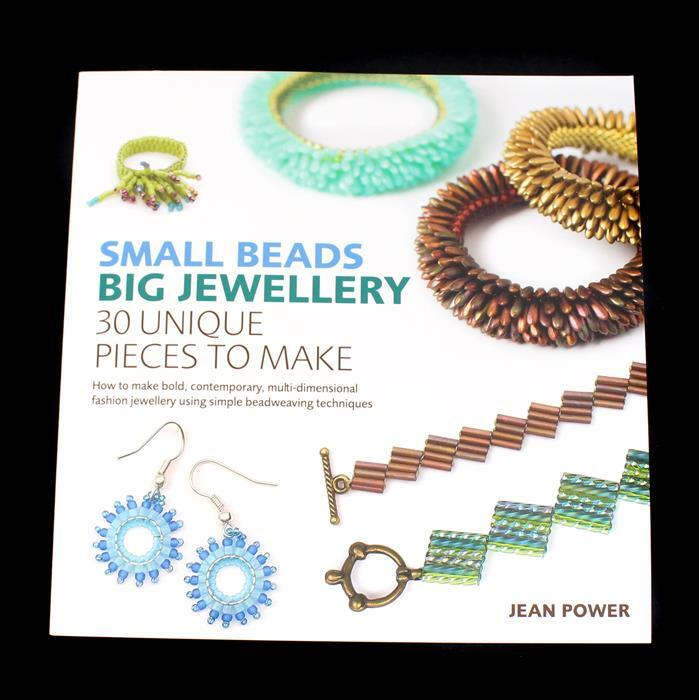 Small Beads, Big Jewellery by Jean Power