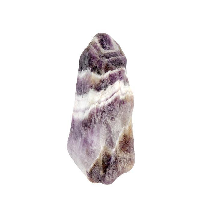 445cts Chevron Amethyst Rough Multi Shapes Assortment.