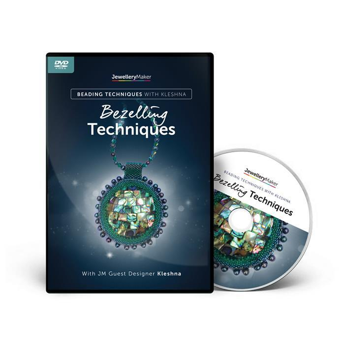 Bezelling Techniques With Kleshna DVD (PAL)